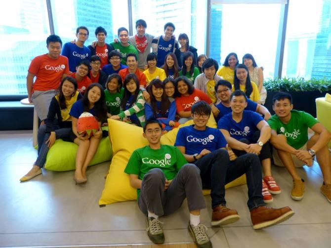 Google AdCamp Singapore!