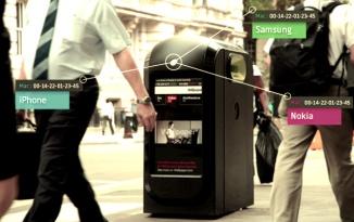 Smart Bins - New targeted advertising tool